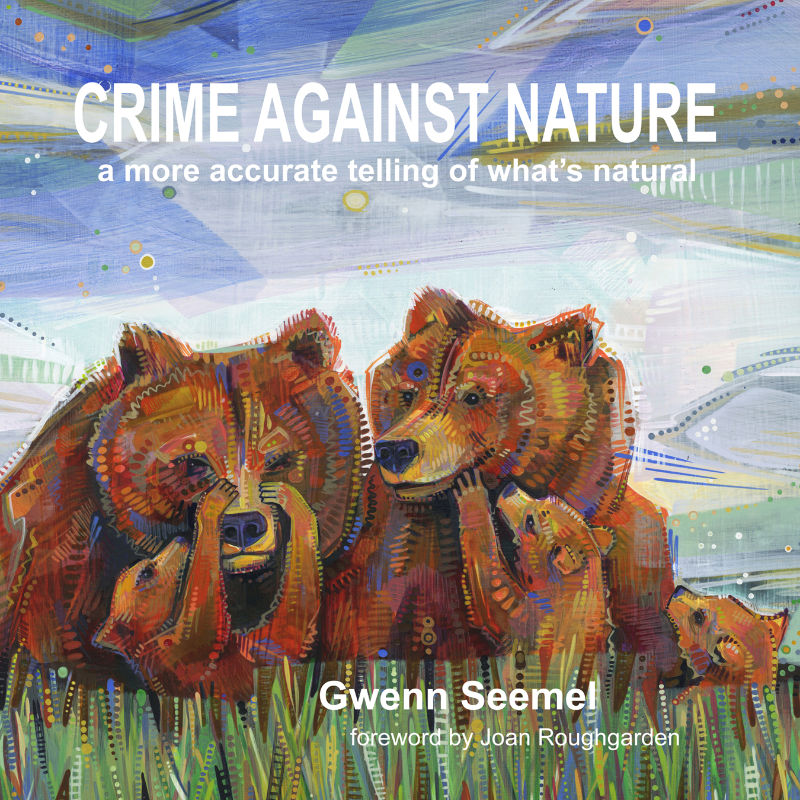 Crime Against Nature, the book