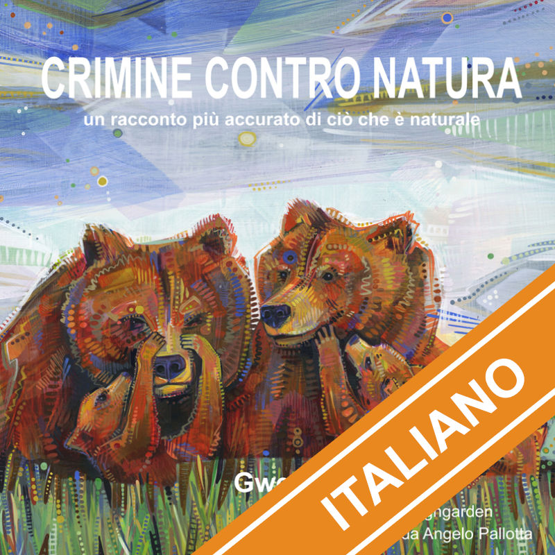 Crime Against Nature by Gwenn Seemel, translated into Italian by Angelo Pallotta