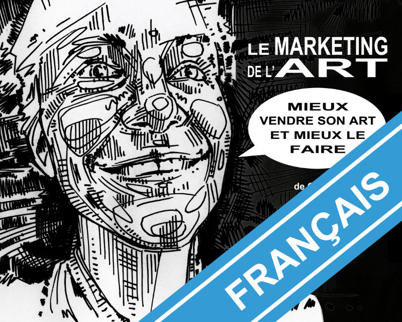 Le Marketing de l'Art, livre de Gwenn Seemel