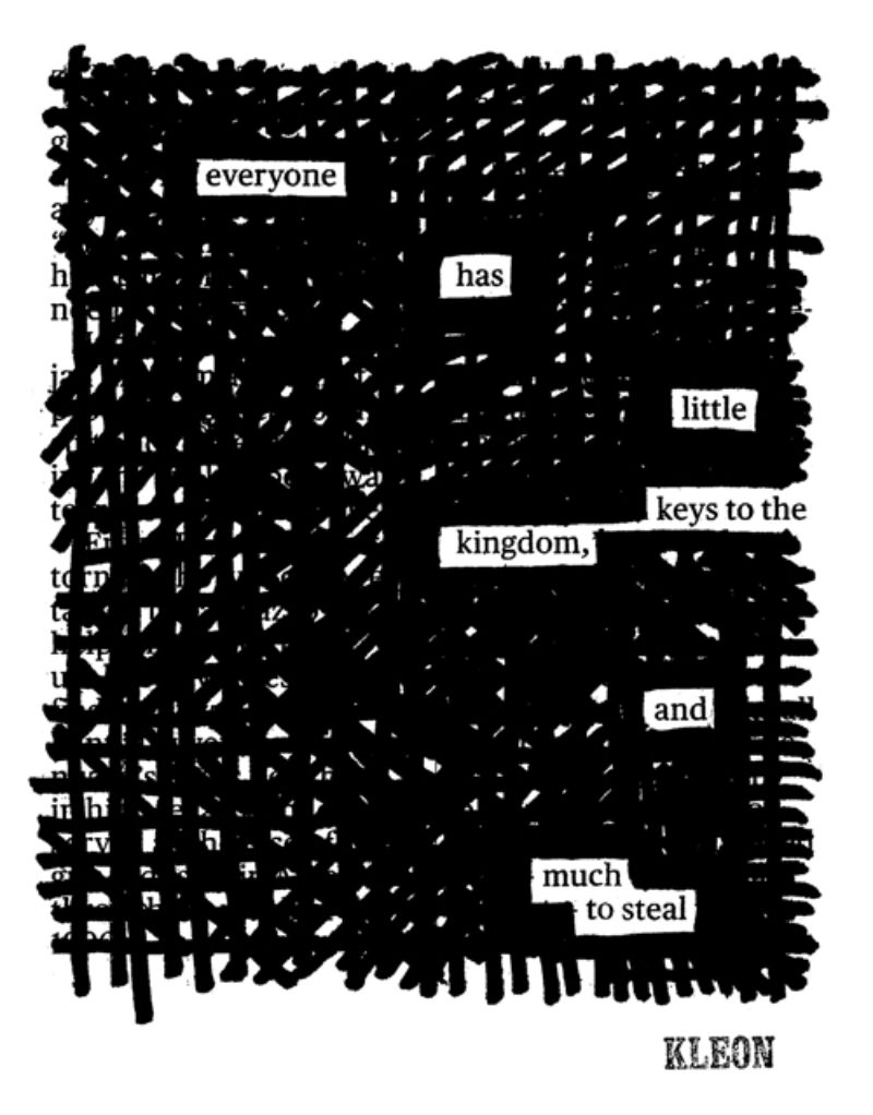 Austin Kleon's Image Use
